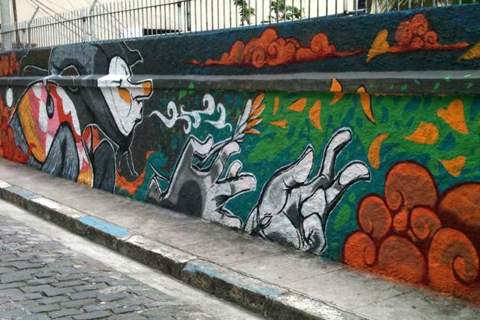 Grafite de Felipe Ilpe