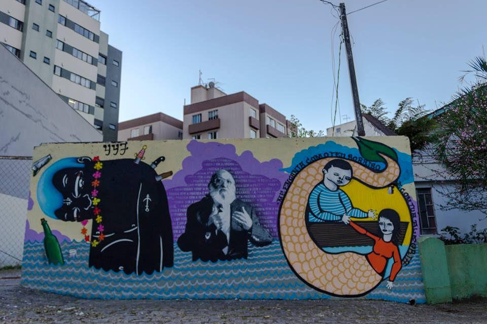 Grafite de Thiago Syen, Felas e Olho