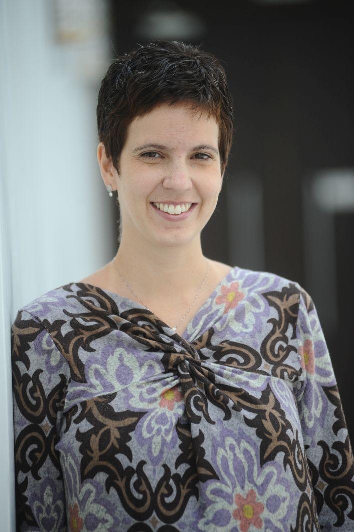 Laís Fontenelle, psicóloga do Instituto Alana