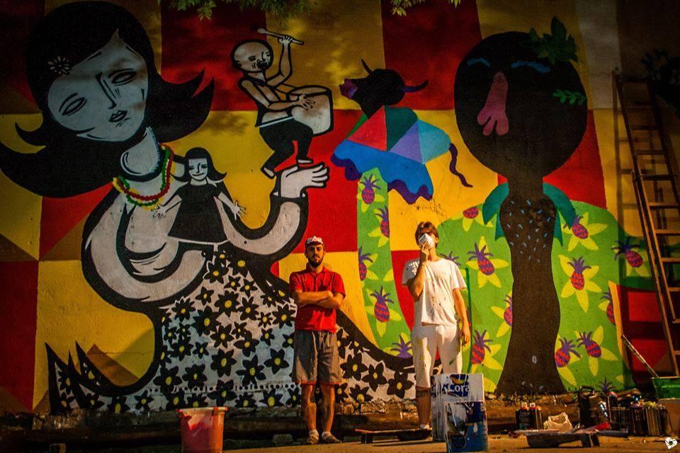 Grafite de Thiago Syen