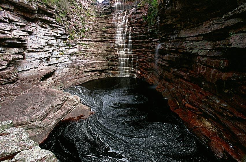 Cachoeira da Invernada, Itaetê