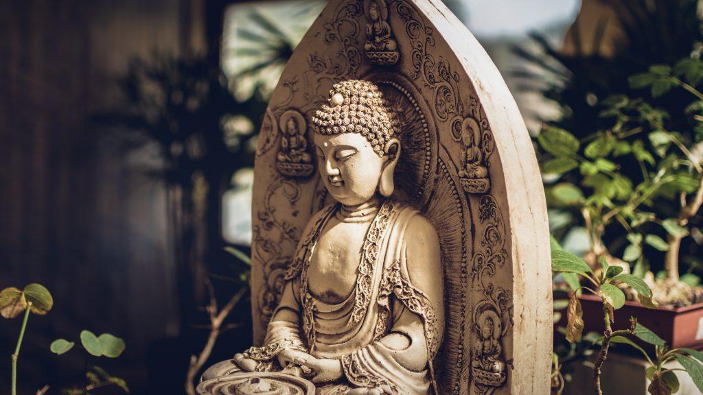 origem do budismo