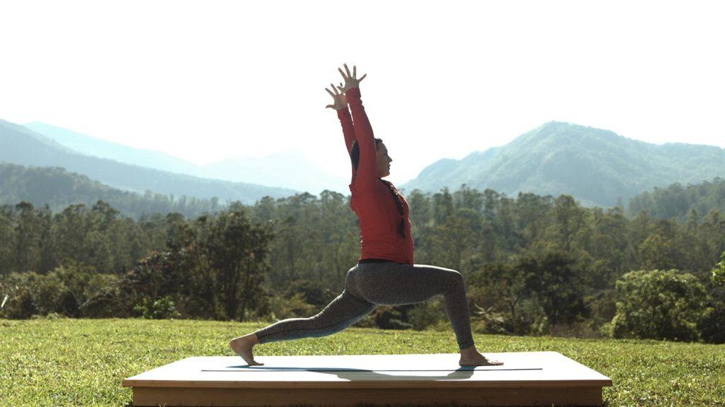 yoga guerreiro I