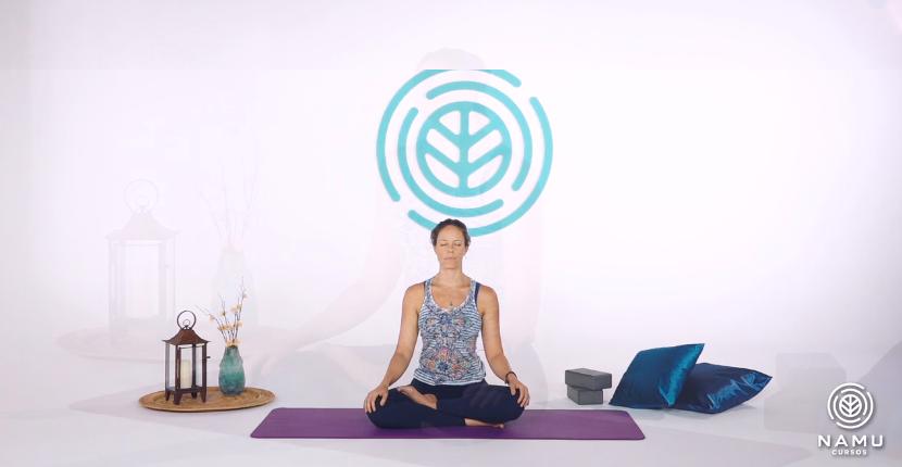 meditar posição de lótus