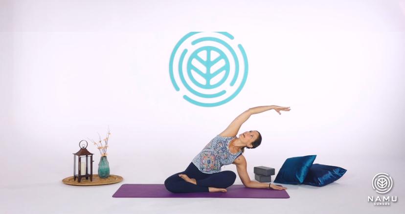 aula yoga para abdomen