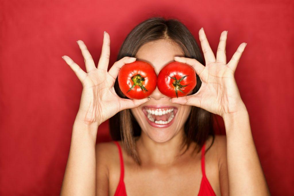 a boa alimentação pode estimular o bom humor