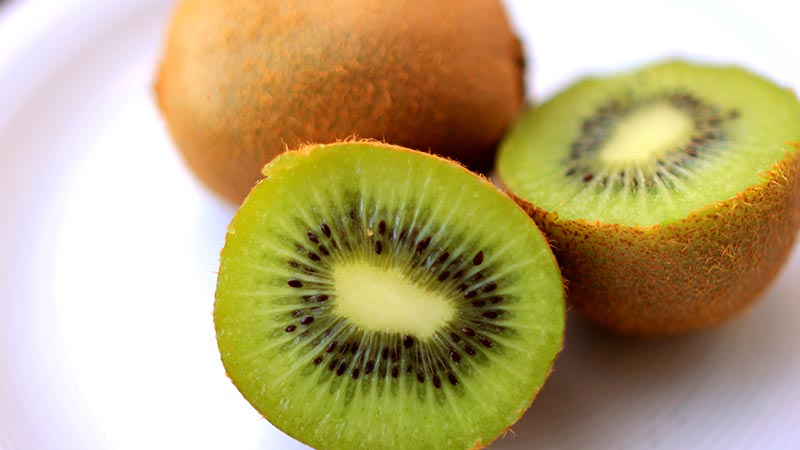 como consumir kiwi