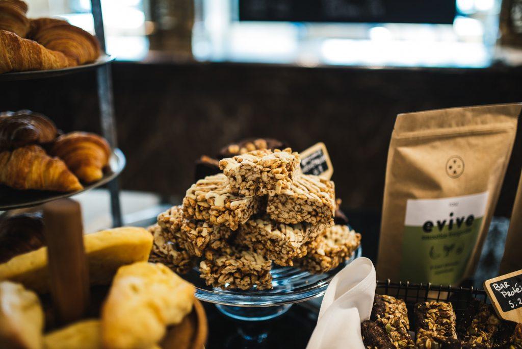 barra de cereal saudável