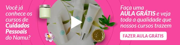cosméticos naturais combatem a melasma