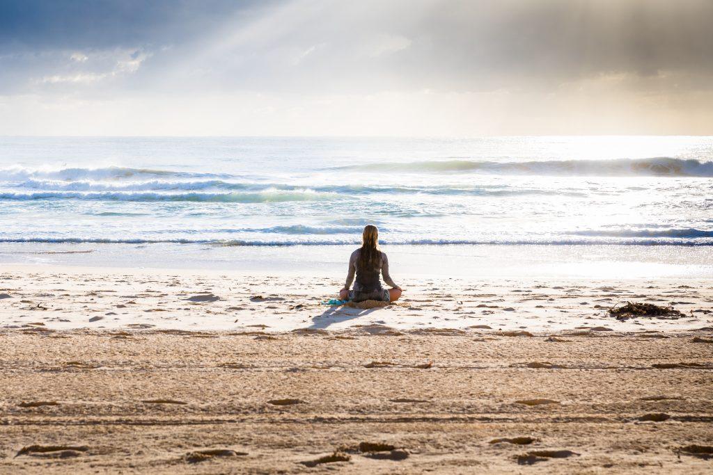 descubra os benefícios da meditação