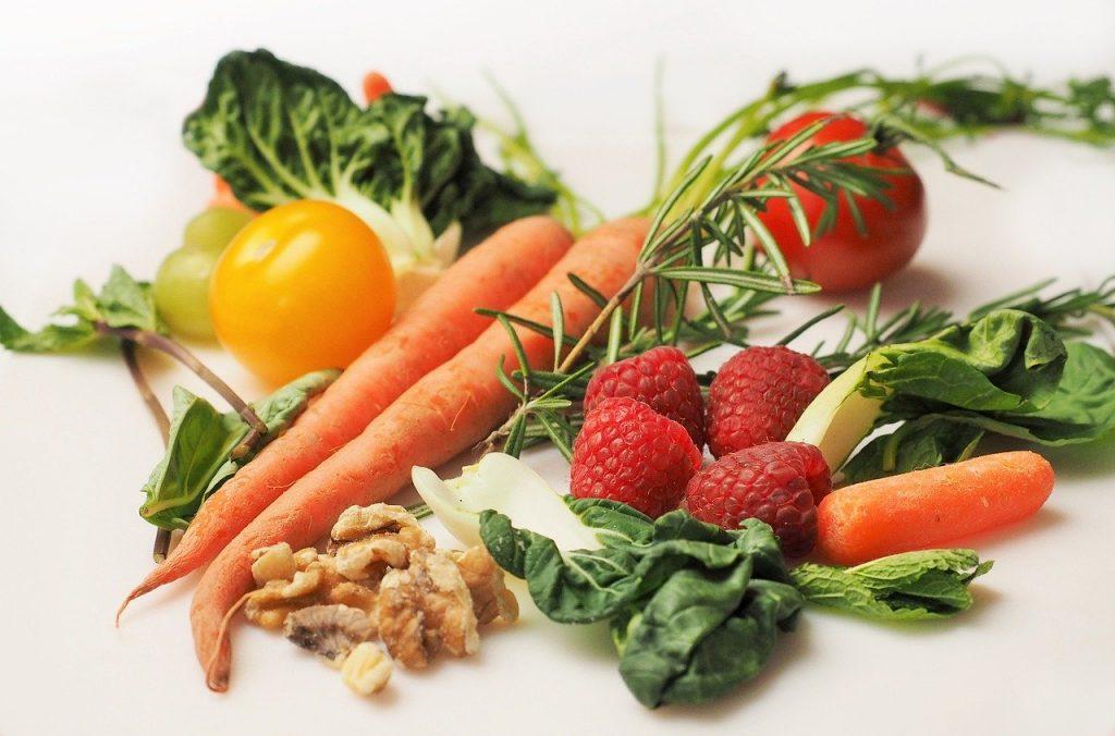 os benefícios de ser vegano