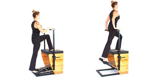 going up - exercícios de fortalecimento para os joelhos