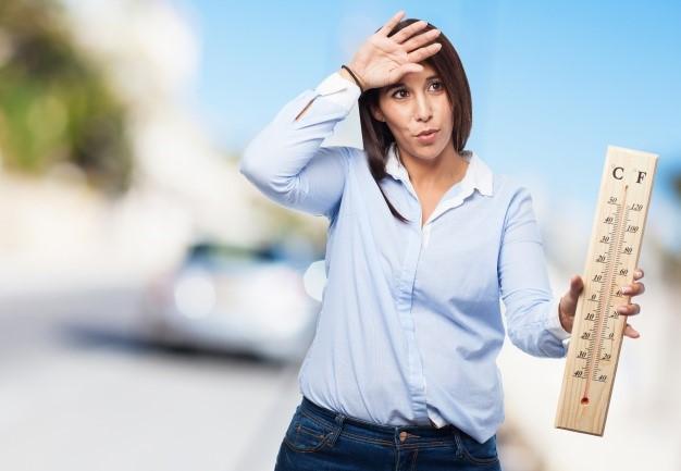 aromaterapia na menopausa
