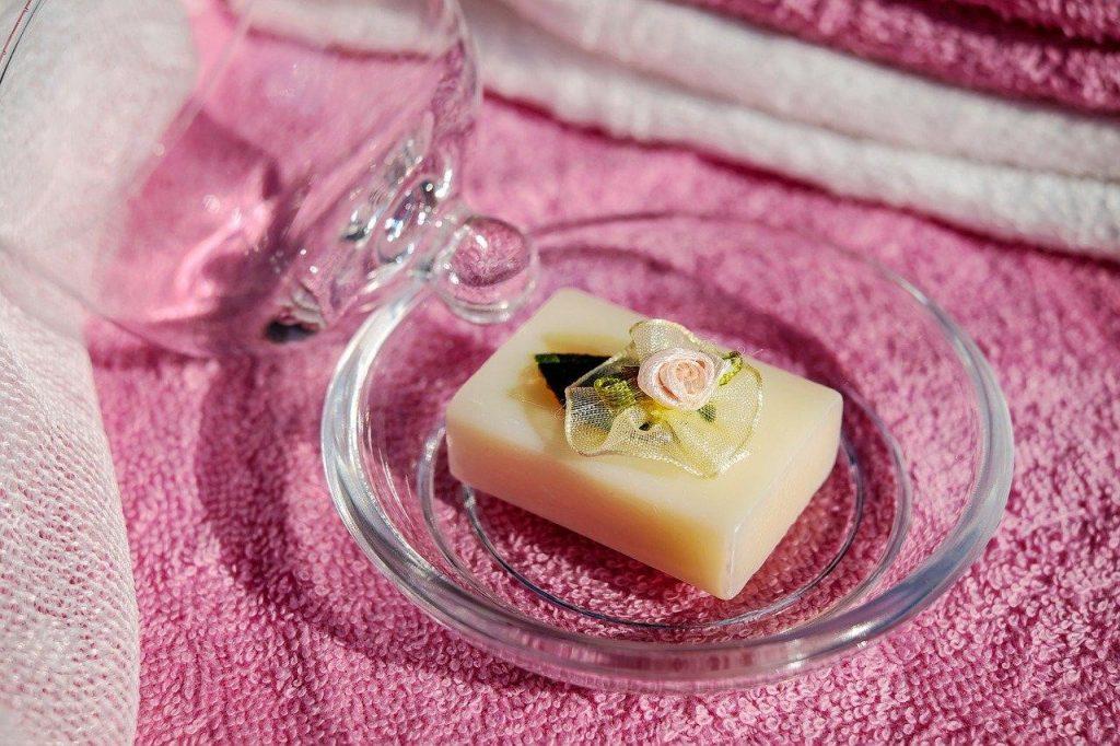 cosméticos naturais sabonete artesanal