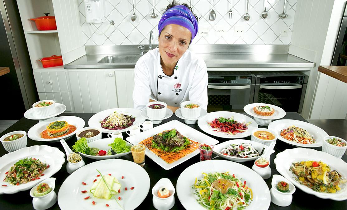 Finger foods e entradas: Culinária viva