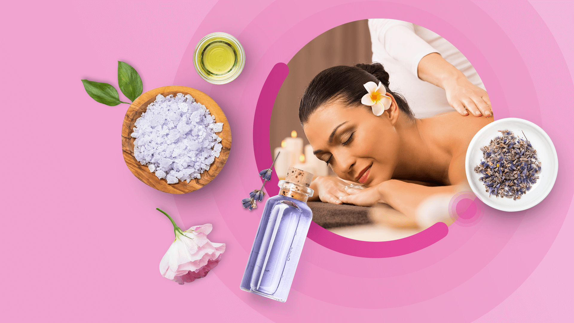 Aromaterapia em casa