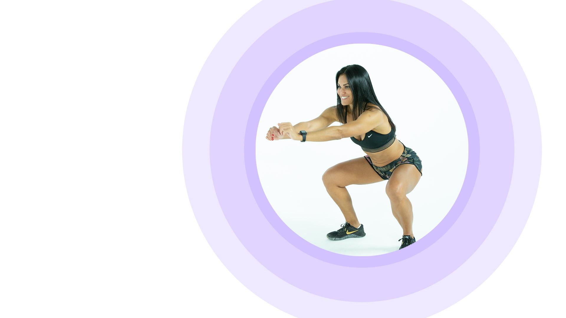 Emagrecimento e ganho muscular: Treino funcional em casa