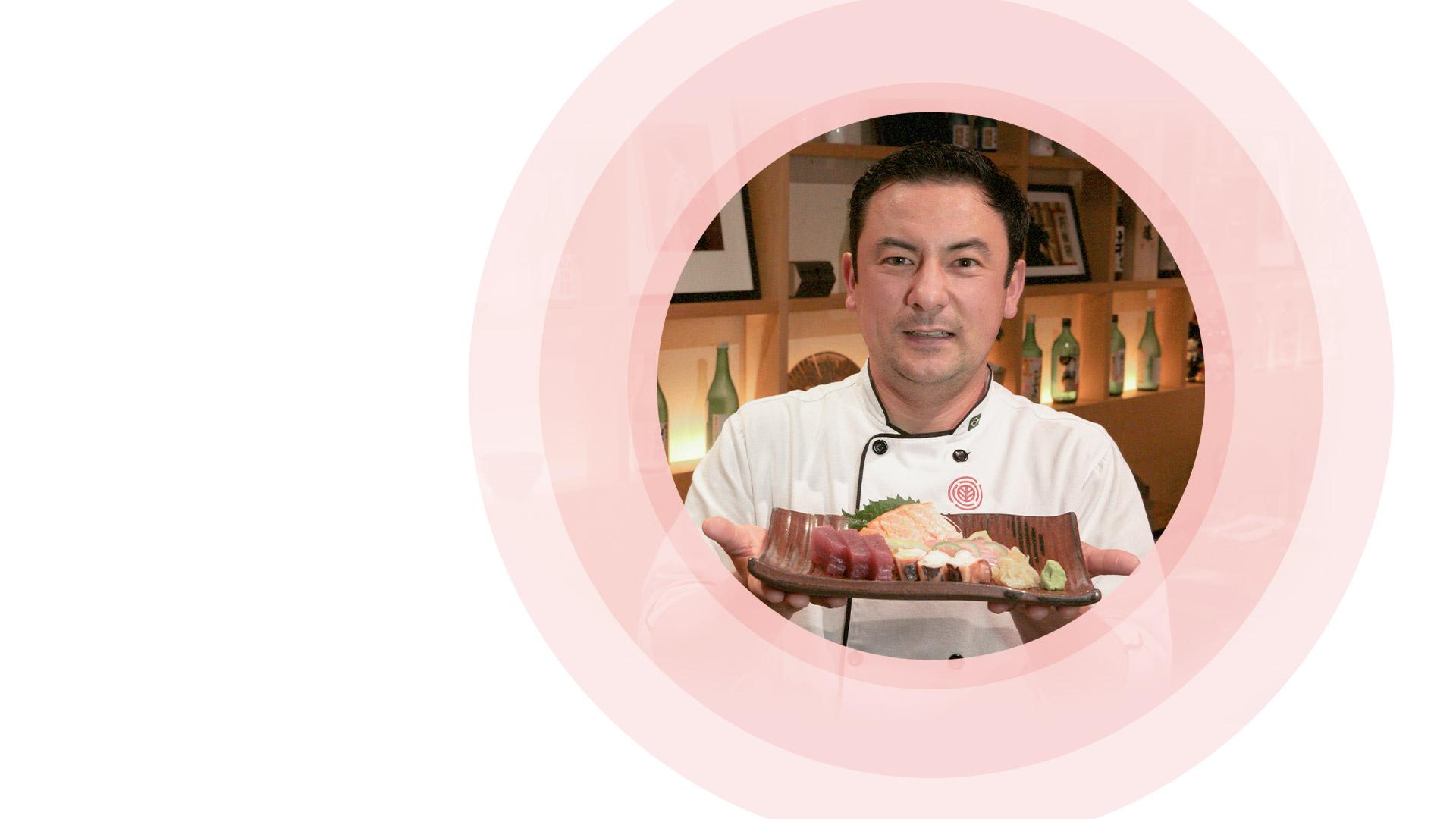 Sushiman: Sushis tradicionais e culinária contemporânea japonesa
