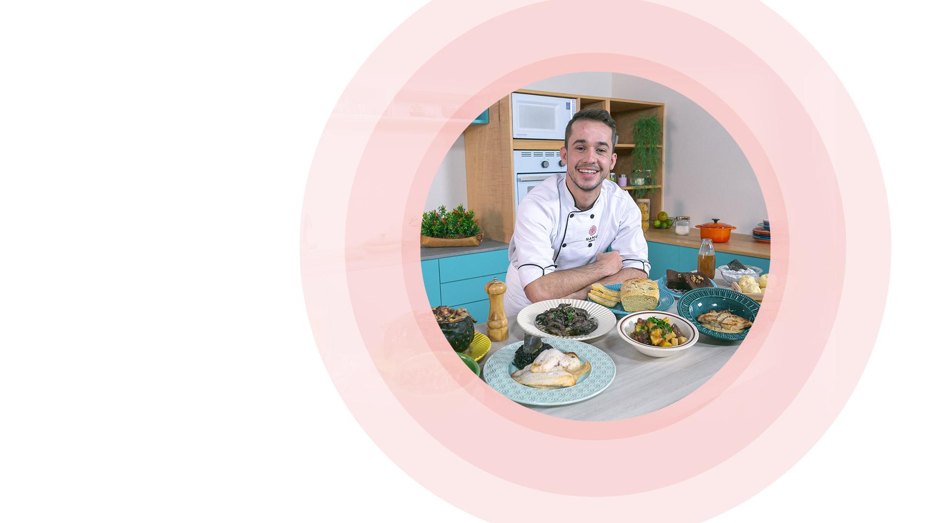 Cardápio Funcional Completo: alimentos que nutrem e regulam o organismo