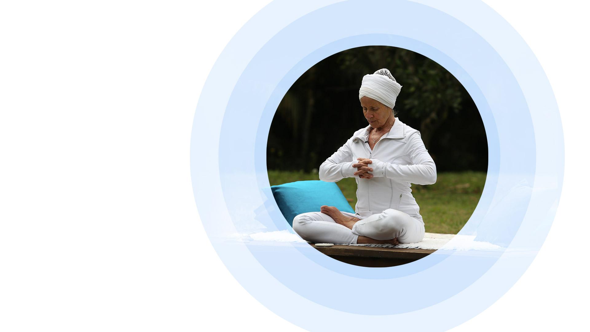 Kundalini Yoga Básico: aliviando o estresse e a ansiedade
