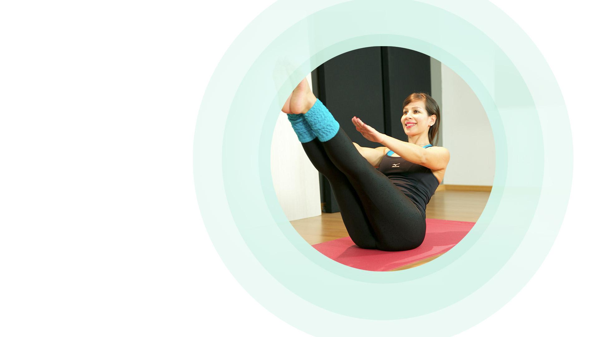 Pilates para iniciantes: emagreça e melhore sua postura