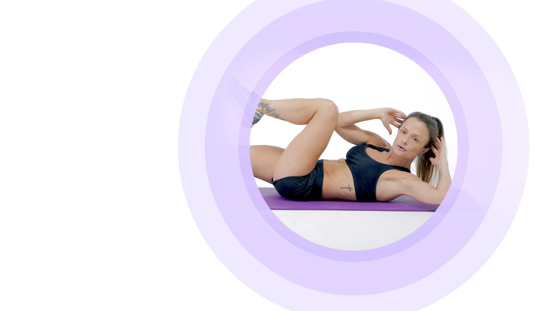 Programa de emagrecimento e definição abdominal