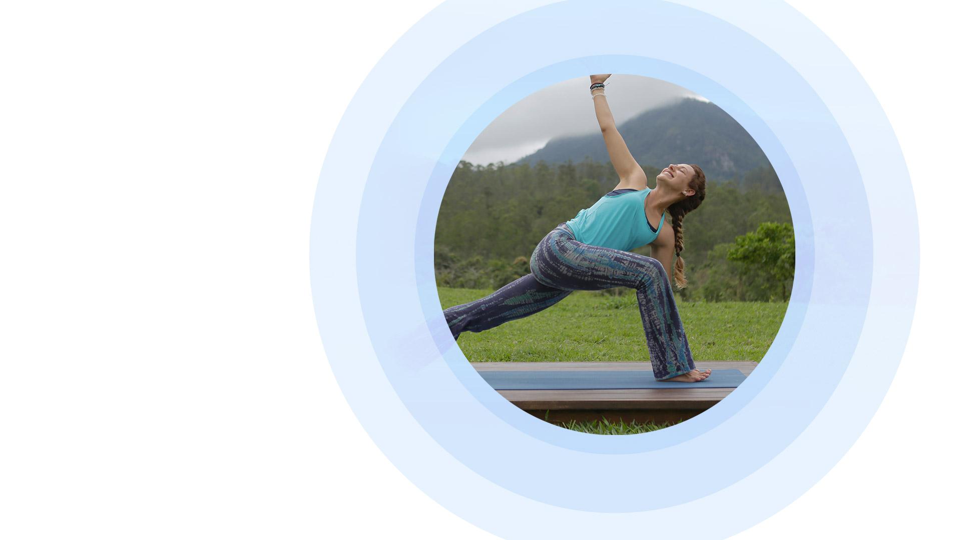 Vinyasa yoga e a evolução do corpo e da mente