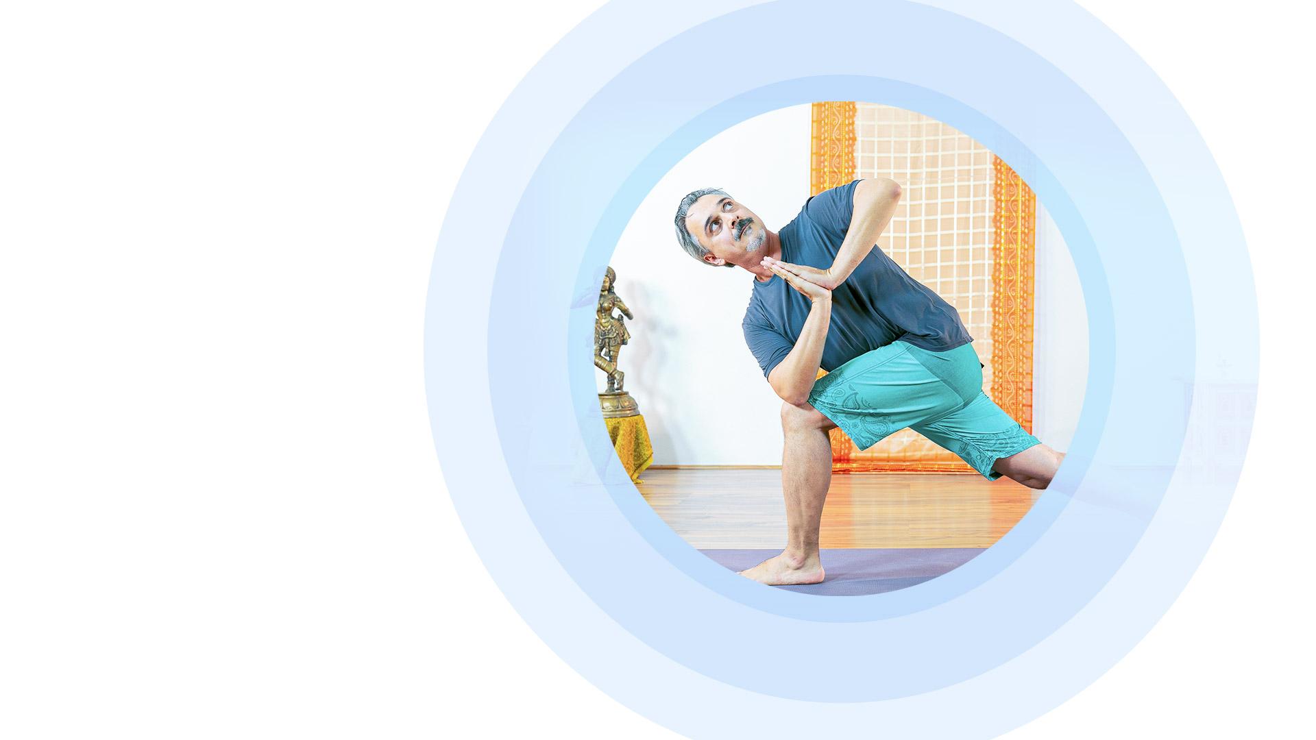 Yoga básico: desenvolvendo o equilíbrio emocional